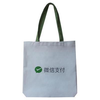 12 OZ Cotton Canvas Tote Bag Reusable Shopping Bag in Natural Color