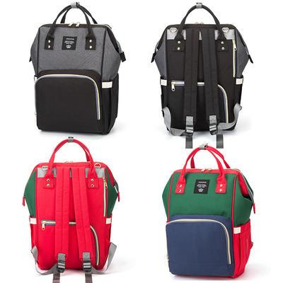 Outdoor waterproof mom backpack