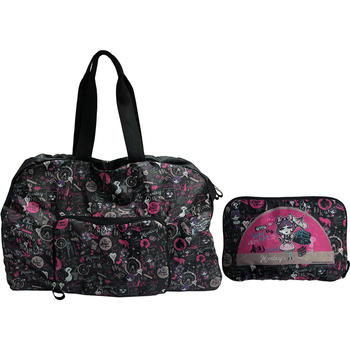Light weight folding travel pouch