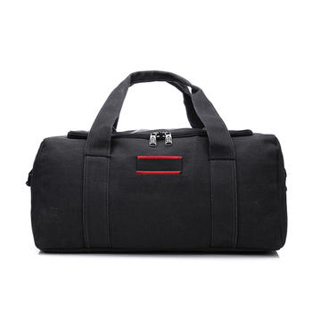 Daily canvas travel pouch duffle bag