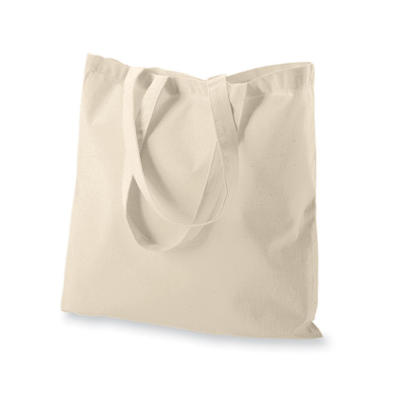 ISO certified factory custom canvas bags online shopping bag
