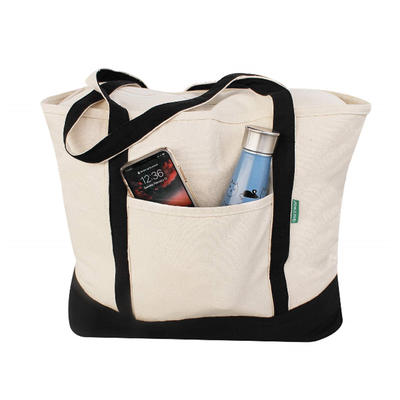 Best Canvas Bag Supplier cotton carry bag for shopping