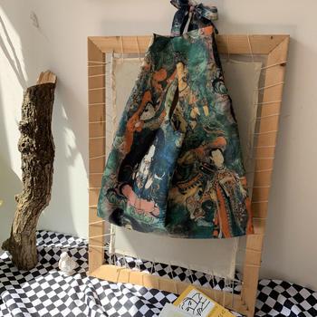 ISO Certified custom bags factory waterproof nylon waistcoat bags for shopping