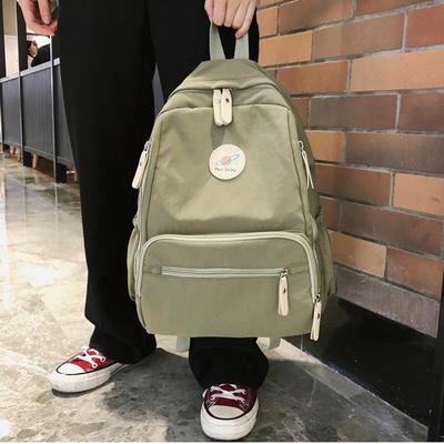 Best Canvas Bag Supplier custom cotton backpack