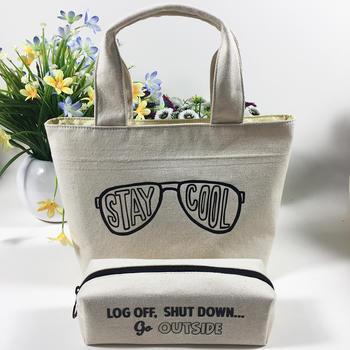 Custom bags Manufacturer UV printcotton canvas tote bag